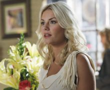 Actress Elisha Cuthbert stars in Happy Endings