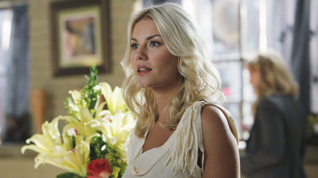 Elisha Cuthbert stars in 'Happy Endings' (Exclusive Interview)