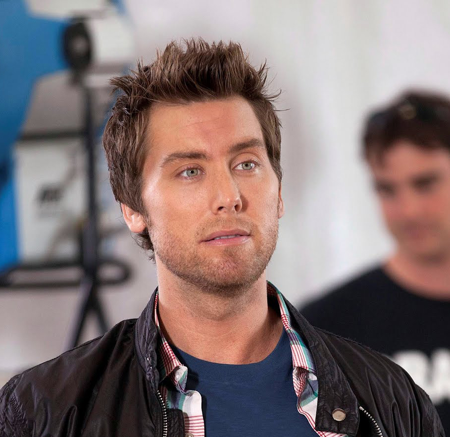 Lance Bass guest stars on 'Drop Dead Diva' (Exclusive Interview)