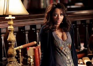 "Kat Graham stars as Bonnie Bennett in ""The Vampire Diaries."" The CW ©2010 The CW Network, LLC. All rights reserved."