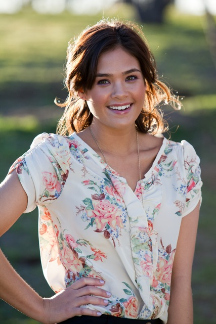Nicole Gale Anderson takes on exciting new roles (Exclusive Interview)