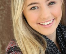 Lia Marie Johnson Actress YouTuber and Music Celebrity