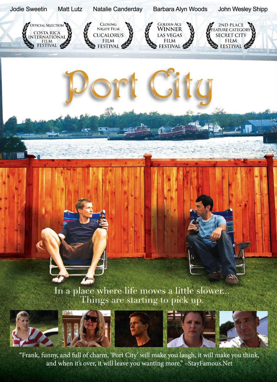 'Port City' released on DVD
