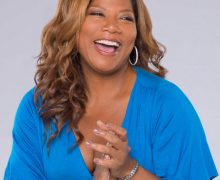 "Queen Latifah stars as ""M'Lynn"" in ""Steel Magnolias."""