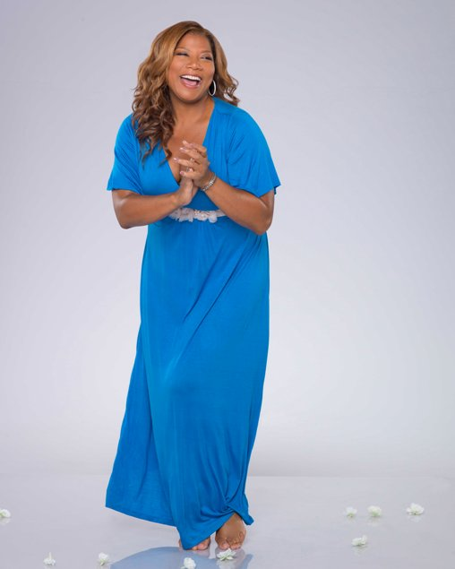 "Queen Latifah stars as ""M'Lynn"" in ""Steel Magnolias."" Photo by Kevin Lynch. Copyright 2011."