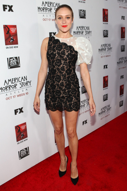 "Chloe Sevigny at the ""American Horror Story: Asylum"" Premiere Screening - Photo by Brian Dowling/PictureGroup/FX"