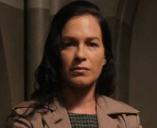 "Franka Potente in the FX original series ""American Horror Story: Asylum."""