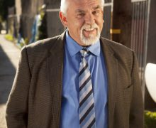 John Ratzenberger. Photo by Matthias Clamer/FX.