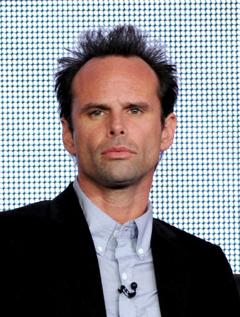 "Actor Walton Goggins participates in FX's ""Justified"" panel at the 2013 Winter TCA Press Tour at The Langham Huntington on January 9, 2013 in Pasadena, California. (Photo by Frank Micelotta/PictureGroup)"
