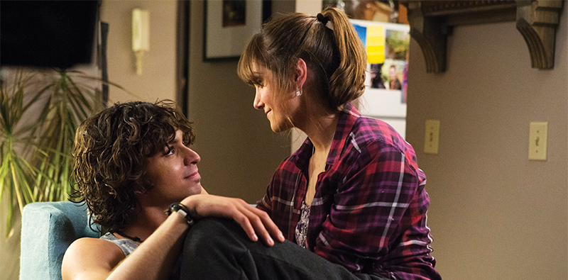 Adam G. Sevani and Alyson Stoner star in Step Up: All In.