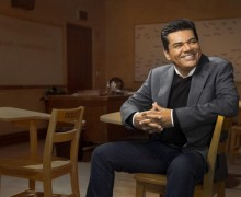 George Lopez talks about his career