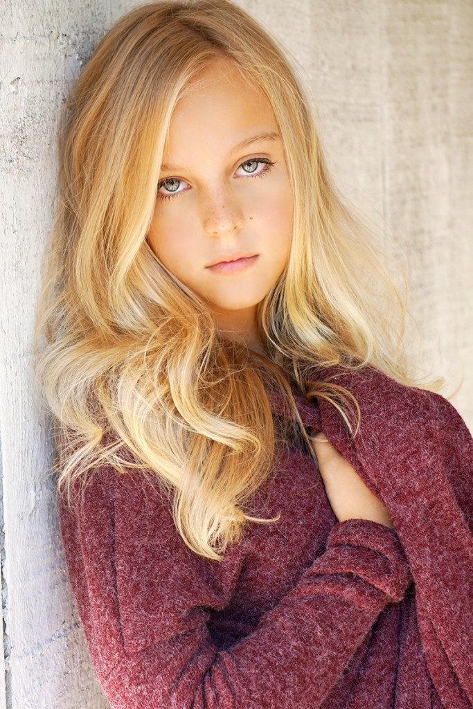 Morgan Cryer model and actress