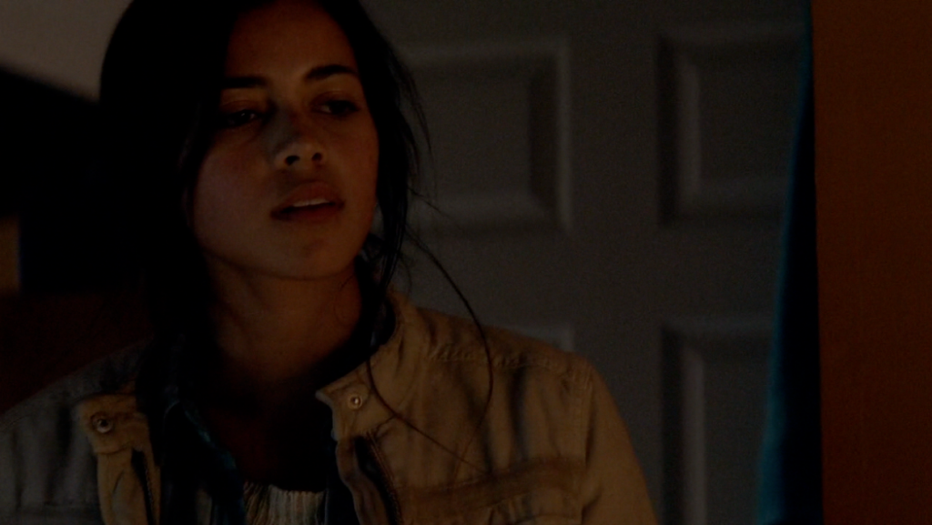 Angelique Rivera as Evy in American Crime
