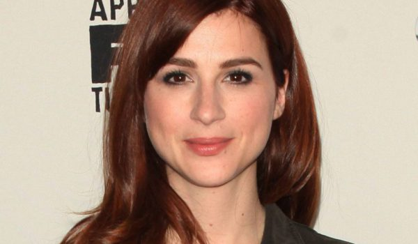 Aya Cash arrives at the FX Networks Upfront Premiere Screening of 'Fargo' at the SVA Theater on April 9, 2014 in New York City. (Photo by Corredor99/mpi/PictureGroup)