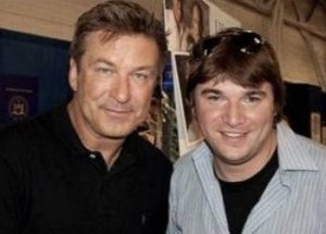 Alec Baldwin and Michael Aaron Gallagher